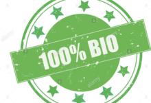 100% bio ekologiska produkter
