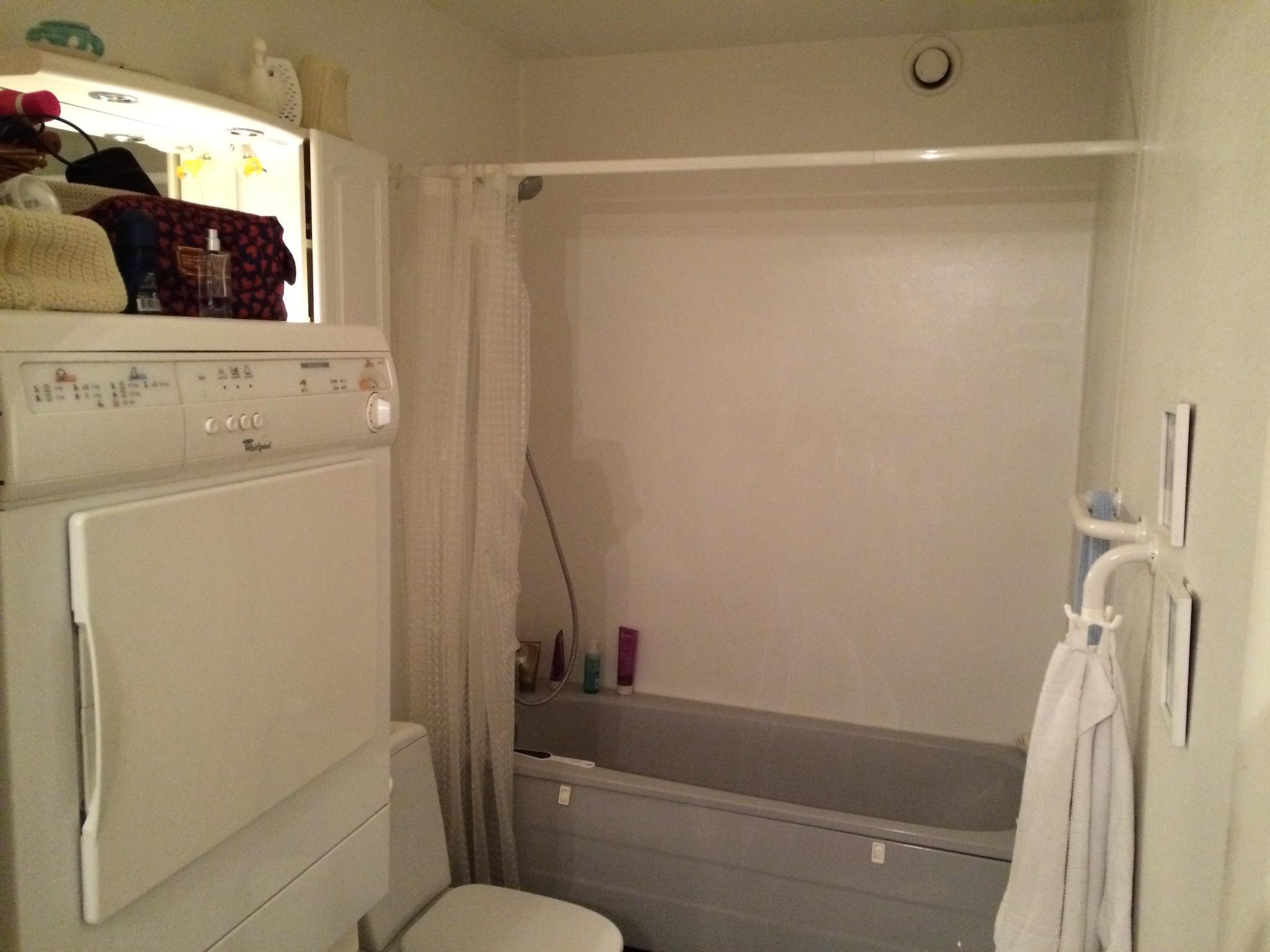 Installera tvättmaskin i badrum ~ xellen.com