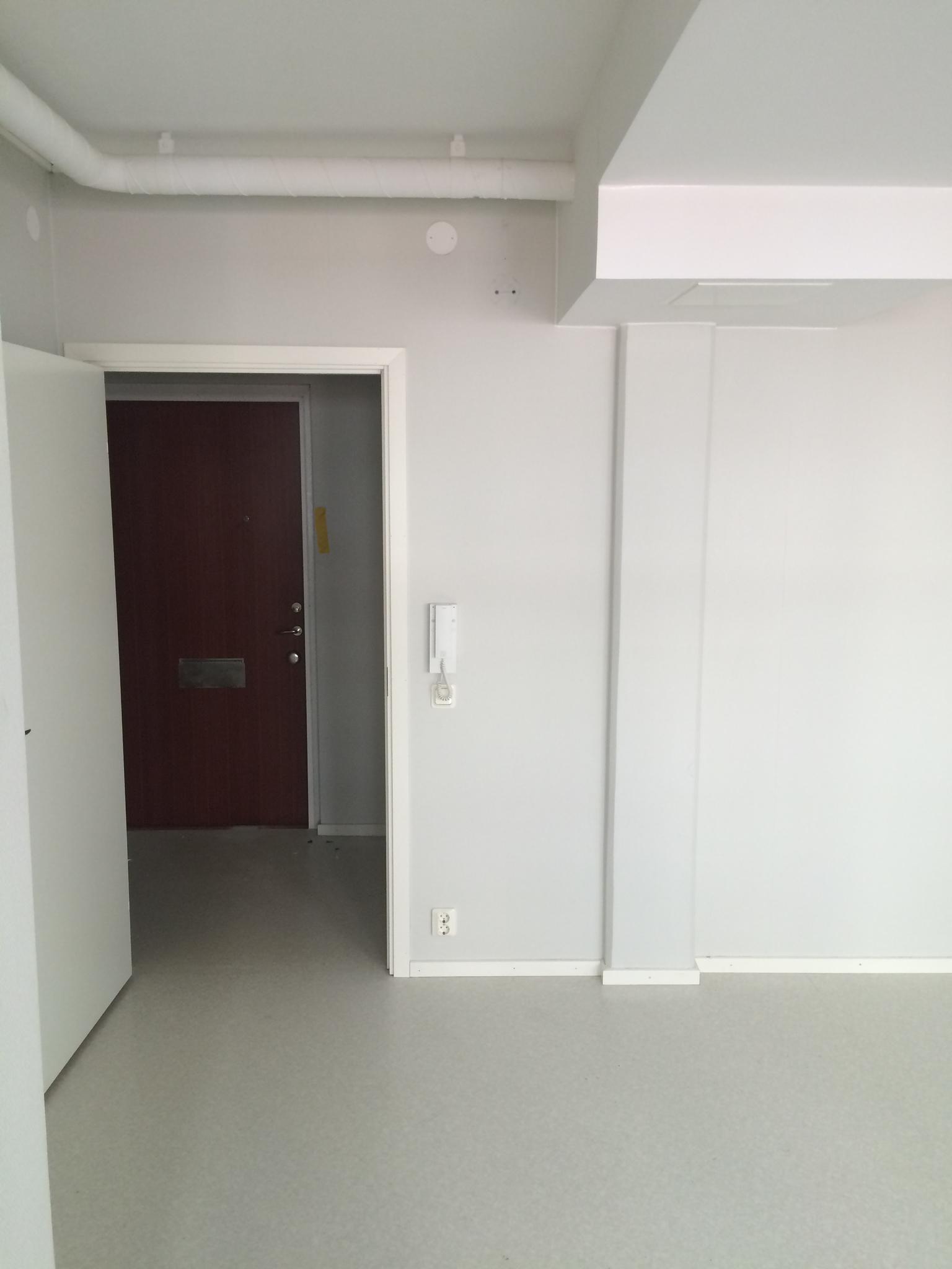 Renovering av badrum samt flytt av k?k i Malm?