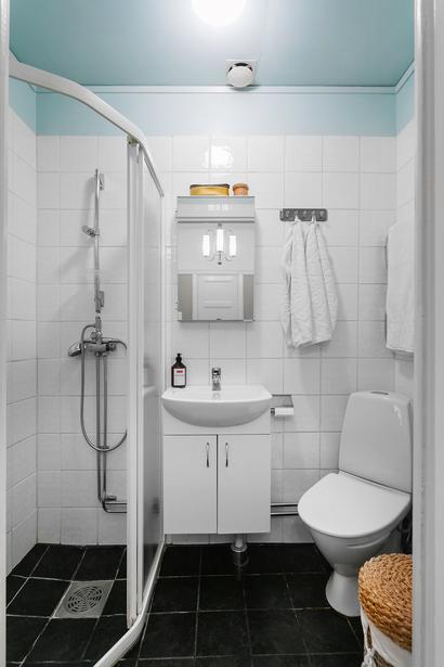 Bild för uppdrag: Renovering av badrum på ca 3 kvm i Stockholm