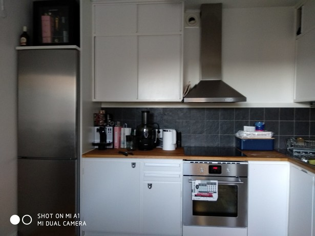 Bild för uppdrag: Helrenovering av kök i Stockholm