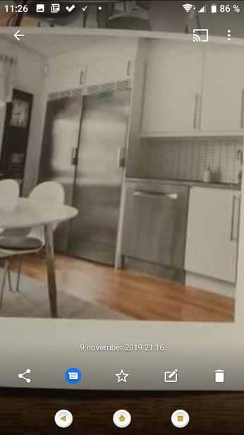 Bild för uppdrag: Helrenovering av ett kök i Järfälla