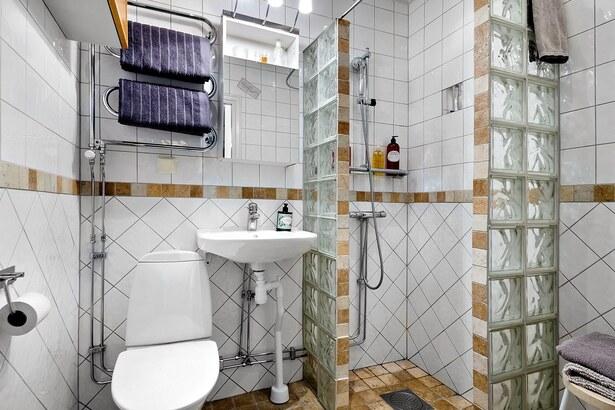 Bild för uppdrag: Renovering av badrum i Stockholm, 3/8