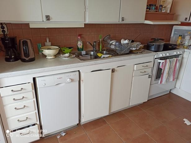 Bild för uppdrag: Helrenovering av kök i Solna