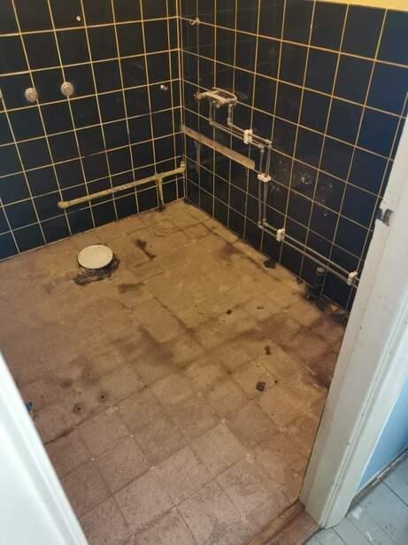 Bild för uppdrag: Renovering av badrum på 3 kvm i Eksjö