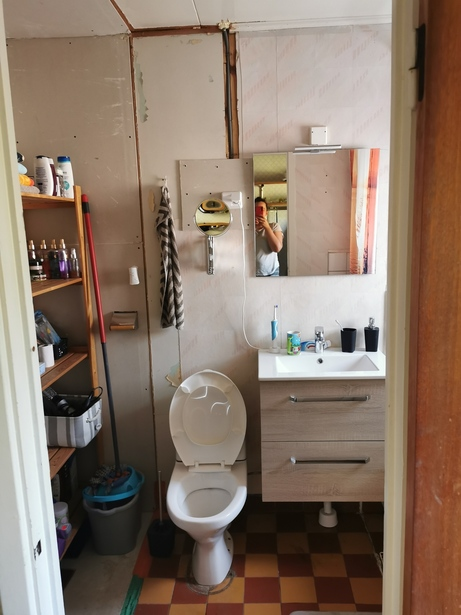 Bild för uppdrag: Renovering av badrum på ca 30-35 kvm i Svenljunga