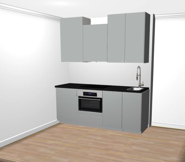 Bild för uppdrag: Helrenovering av ett kök i Åre, inom 3 månader