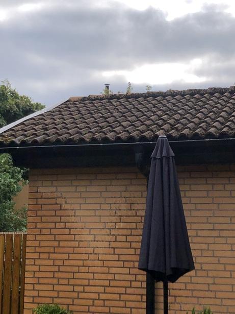 Bild för uppdrag: Tvätta taket i Lerberget, Höganäs, inom 3 månader