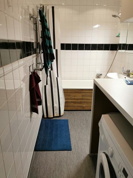 Bild för uppdrag: Renovering av badrum i Haninge