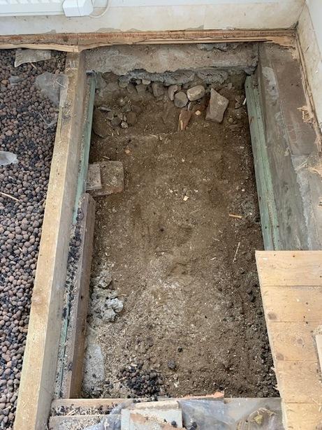 Bild för uppdrag: Urgrävning av en torpargrund i Höör