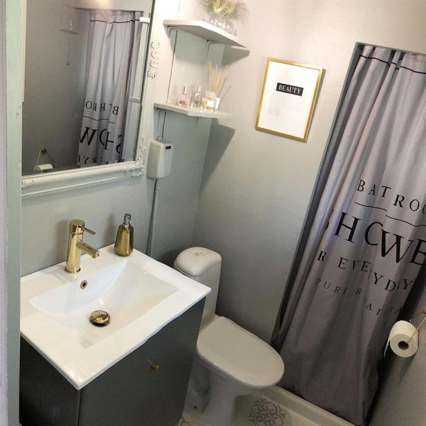 Bild för uppdrag: Renovering av badrum på ca 3 kvm i Norrtälje, inom 6 månader