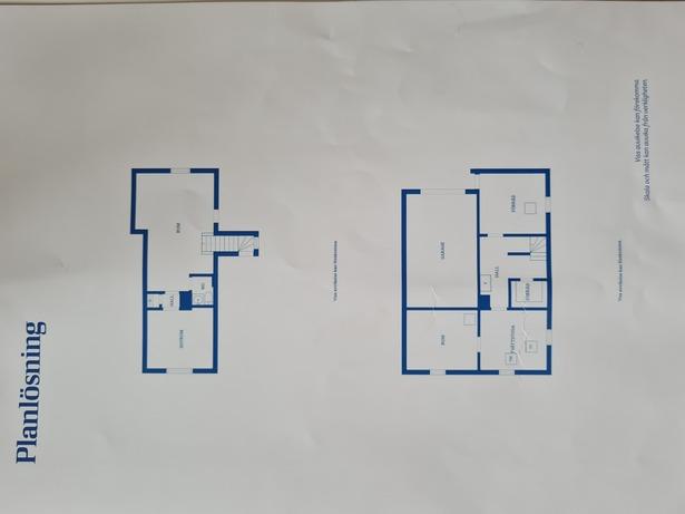 Bild för uppdrag: Renoveringsprojekt av hus i Furet, Halmstad, inom 3 månader